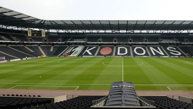 Stadium:mk: Home to MK Dons
