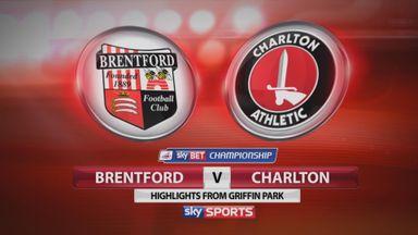 Brentford 1-1 Charlton