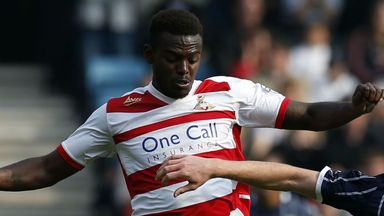 Theo Robinson: Could face Notts County