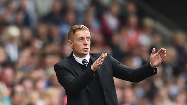 Garry Monk: Among the nominations for Manager of the Month award