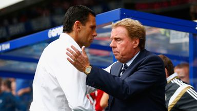 Harry Redknapp: Surprised by Loic Remy