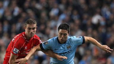 Samir Nasri: Starred in Manchester City