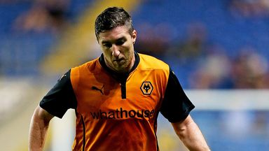 Stephen Ward: Dream move after being frozen out at Wolves