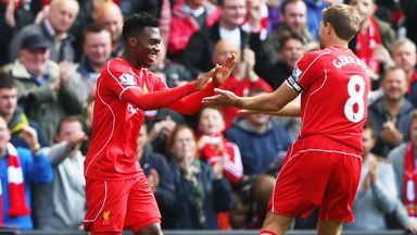 Daniel Sturridge: Thinks Steven Gerrard will be back at Anfield