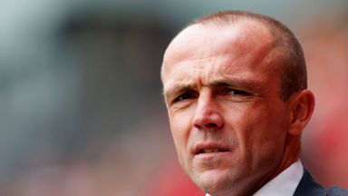 Alfred Schreuder: His side move down to ninth in the Eredivisie