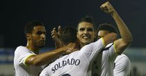 Erik Lamela: Helped to inspire a Tottenham fight back