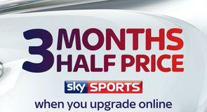 Sky Sports offer