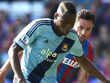 Diafra Sakho: Pleased with West Ham partnership
