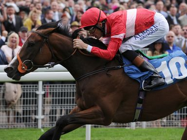 Tiggy Wiggy wins the Pinsent Masons Lowther Stakes