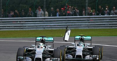 Rosberg sorry for collision