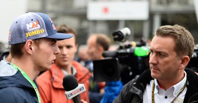 Verstappen: Can't say no to F1