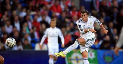 Gareth Bale: Misses this weekend's El Clasico