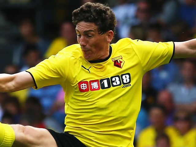 Keith Andrews: On target for Watford