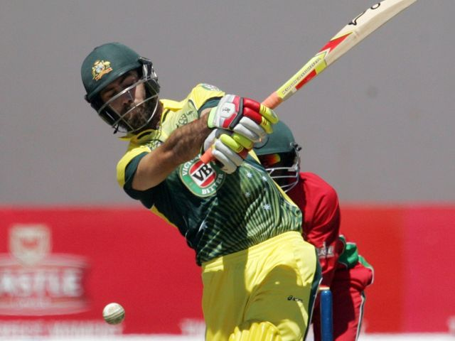 Glenn Maxwell: Hit 93 runs off 46 balls