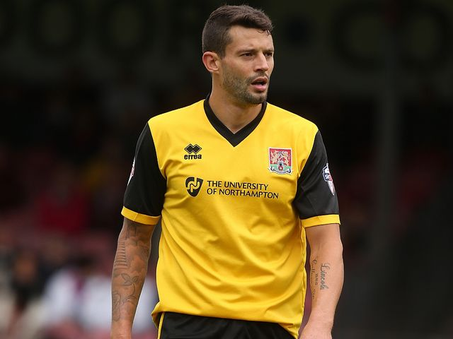 Marc Richards: Bagged the game's solitary goal