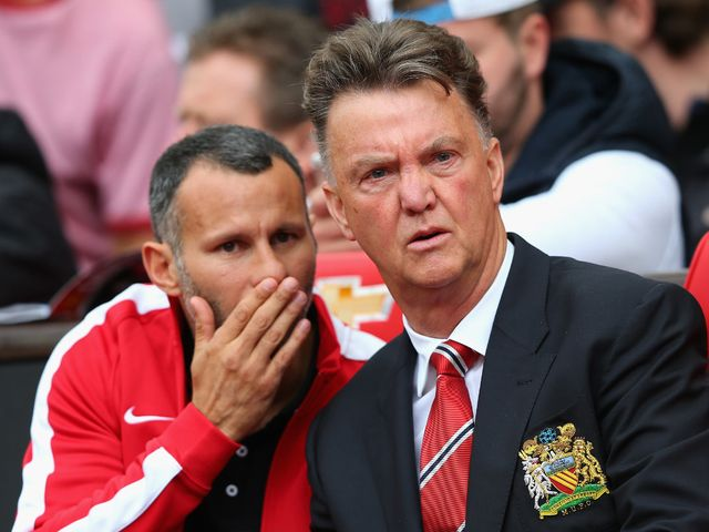 Van Gaal: Less than stellar start with Manchester United