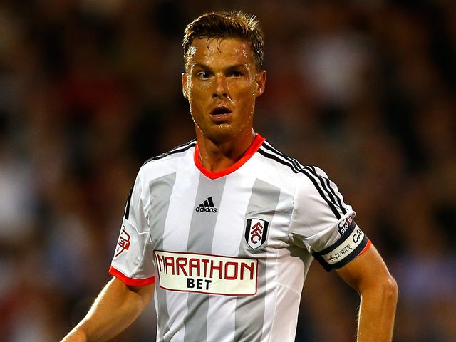 Scott Parker: Twisted his ankle in midweek