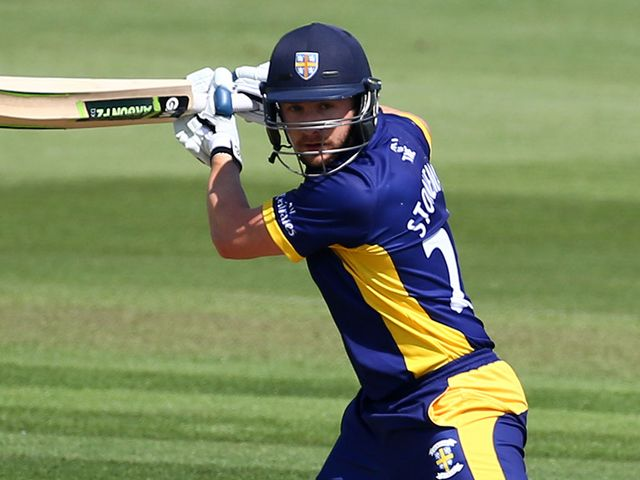 Mark Stoneman: Made 46 not out