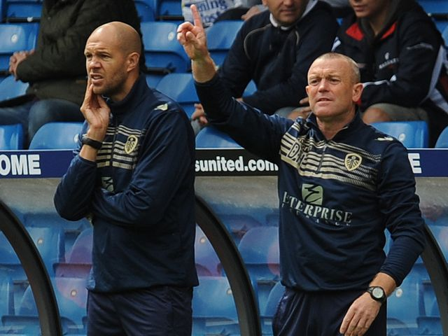 Hockaday: Happy with the pressure at Elland Road