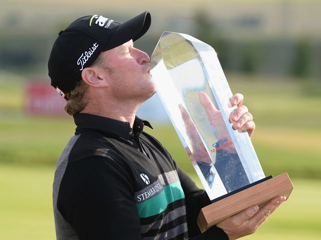 Jamie Donaldson: Double delight in Prague