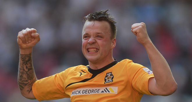 Josh Coulson: Fires Cambridge to opening-day win