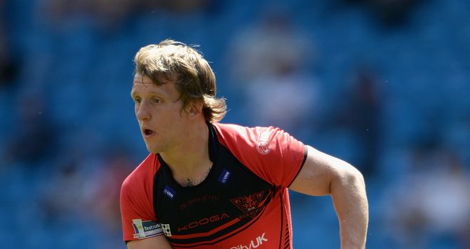 Logan Tomkins: Will be back with Wigan Warriors in 2015