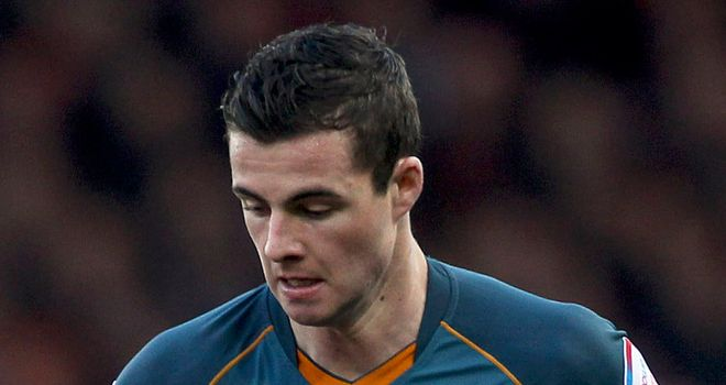 Anthony Forde: Ineligible for midweek cup-tie