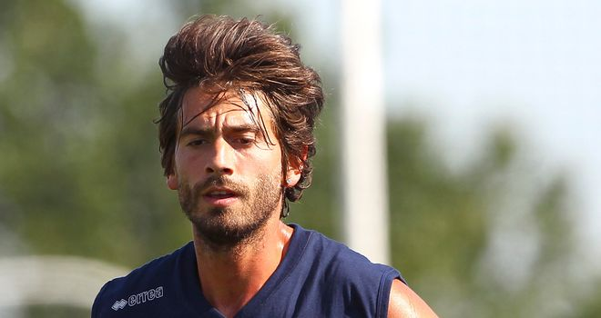 Gianni Munari: Has joined Watford on loan from Parma