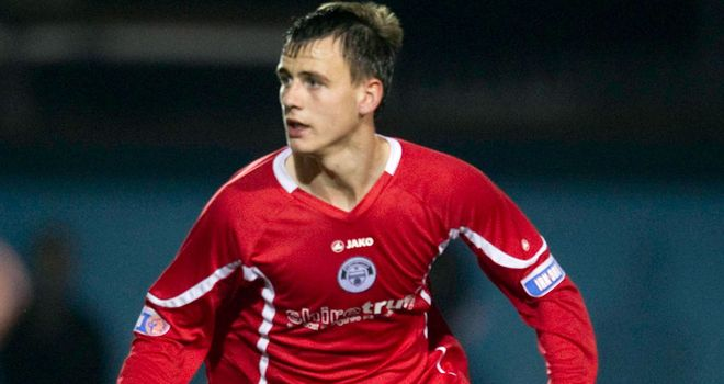 Lewis Horner: Joining Inverness on one-year deal