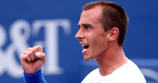 Lukas Rosol: Has reached the quarter-final or better at his last five tournaments