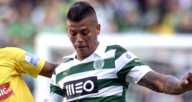 Marcos Rojo: Has apologised to Sporting Lisbon