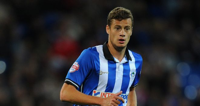 Oriol Riera: Scored only goal for Wigan against Blackpool