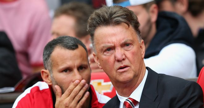Louis van Gaal: Manchester United manager lost his first game in charge