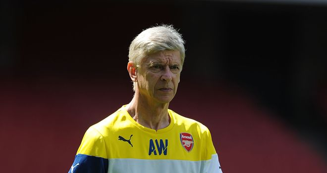 Arsene Wenger: Says Gunners are not a selling club any longer