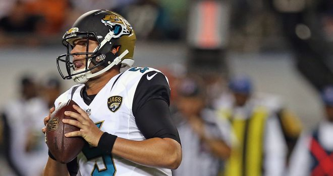 Blake Bortles: Continued his strong pre-season with good display against Chicago Bears