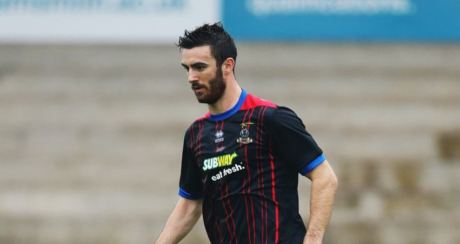 Ross Draper: A few bright moments for hosts Inverness