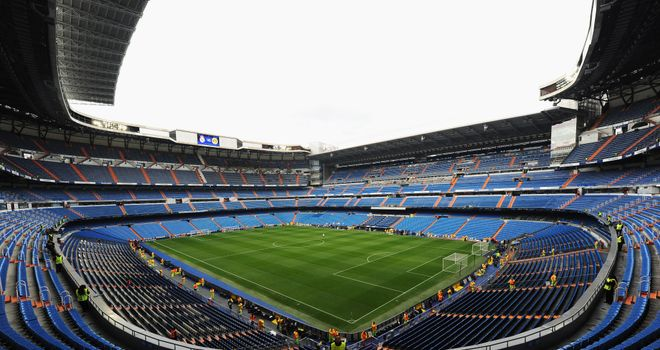 Bernabeu: Plans thrust into doubt with investigation