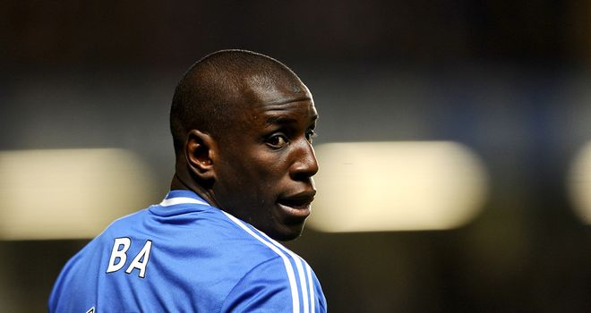 Demba Ba: Former Chelsea striker hit a hat-trick for Besiktas