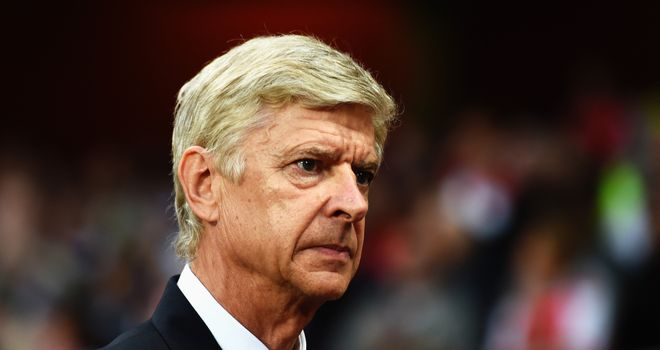 Arsene Wenger: The Arsenal manager will not be forced into buying a striker following Olivier Giroud's injury