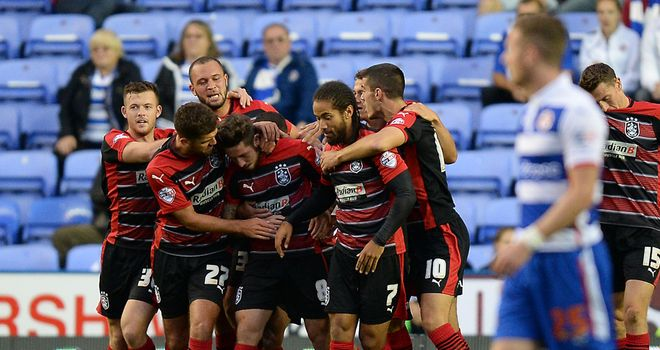 Jacob Butterfield: Celebrates first goal for Huddersfield