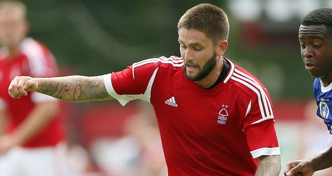 Henri Lansbury: Still has two years left to run on current contract
