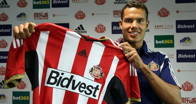 Jack Rodwell: Won over by Sunderland's ambition