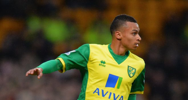 Josh Murphy: Scored twice for Norwich