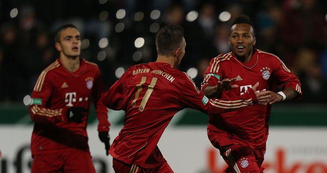 Julian Green: Makes loan move to Hamburg
