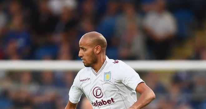 Karim El Ahmadi: Admits he could leave Aston Villa next summer