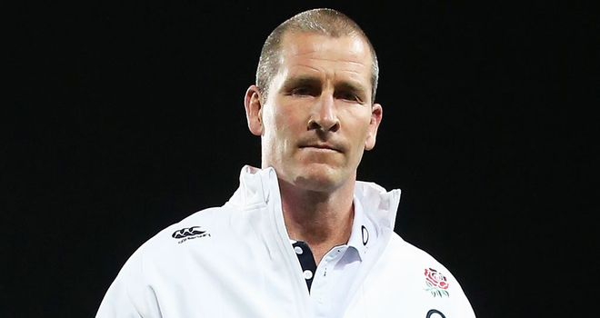 Stuart Lancaster: Delighted with training facilities