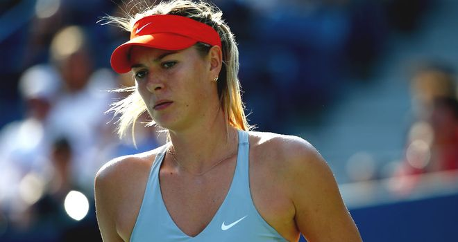 Maria Sharapova: Faces Sabine Lisicki in marquee match-up of women's third round
