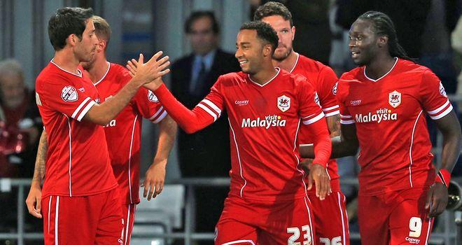 Maynard: Struck Cardiff's winner