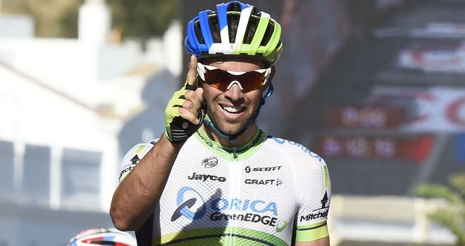Michael Matthews claimed the third Vuelta stage win of his career