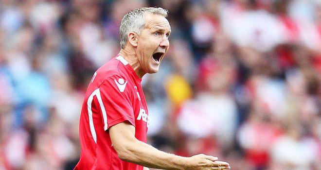 Keith Millen: Crystal Palace caretaker-manager